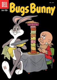 Cover for Bugs Bunny (Dell, 1952 series) #64