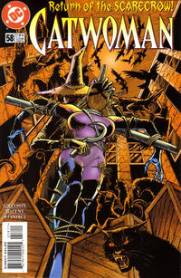 Cover Thumbnail for Catwoman (DC, 1993 series) #58