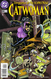 Cover Thumbnail for Catwoman (DC, 1993 series) #59