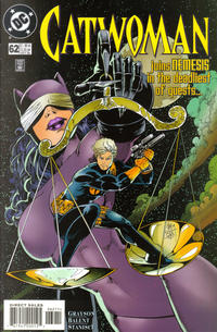 Cover Thumbnail for Catwoman (DC, 1993 series) #62