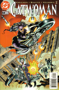 Cover Thumbnail for Catwoman (DC, 1993 series) #64
