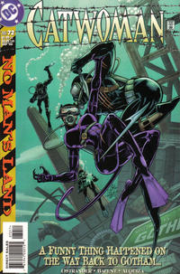 Cover Thumbnail for Catwoman (DC, 1993 series) #72