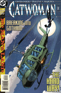 Cover Thumbnail for Catwoman (DC, 1993 series) #75