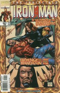 Cover Thumbnail for Iron Man (Marvel, 1998 series) #9 [Direct Edition]
