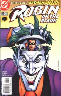 Cover Thumbnail for Robin (DC, 1993 series) #85