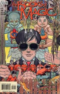 Cover for The Books of Magic (DC, 1994 series) #74