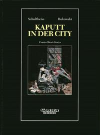 Cover Thumbnail for Kaputt in der City (Carlsen Comics [DE], 1993 series)