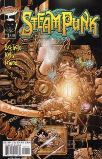 Cover Thumbnail for Steampunk (DC, 2000 series) #1