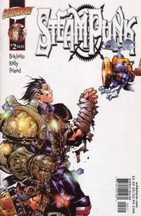 Cover Thumbnail for Steampunk (DC, 2000 series) #2