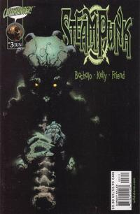 Cover for Steampunk (DC, 2000 series) #3
