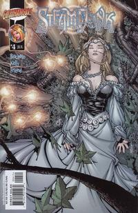 Cover Thumbnail for Steampunk (DC, 2000 series) #4 [Humberto Ramos Cover]