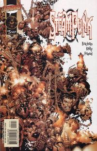 Cover Thumbnail for Steampunk (DC, 2000 series) #5