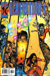 Cover Thumbnail for Generation X (Marvel, 1994 series) #65 [Direct Edition]