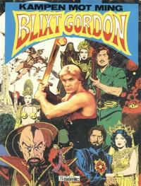Cover Thumbnail for Blixt Gordon - Kampen mot Ming [filmspecial] (Semic, 1981 series) #[nn]