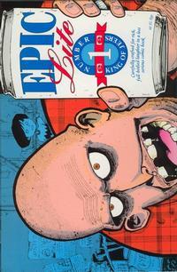 Cover Thumbnail for Epic Lite (Marvel, 1991 series) #1