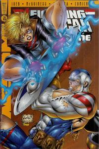 Cover Thumbnail for Fighting American: Rules of the Game (Awesome, 1997 series) #2 [Cover C]