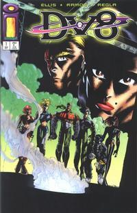 Cover Thumbnail for DV8 (Image, 1996 series) #1