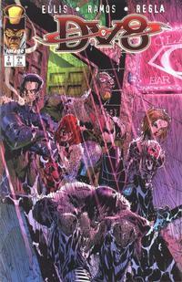 Cover Thumbnail for DV8 (Image, 1996 series) #2