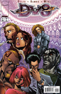 Cover Thumbnail for DV8 (Image, 1996 series) #6