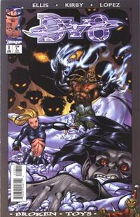 Cover Thumbnail for DV8 (Image, 1996 series) #8