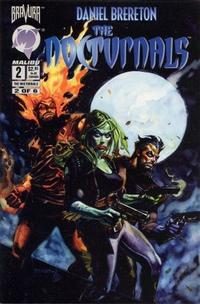 Cover Thumbnail for The Nocturnals (Malibu, 1995 series) #2