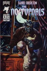 Cover Thumbnail for The Nocturnals (Malibu, 1995 series) #4