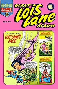 Cover Thumbnail for Giant Lois Lane Album (K. G. Murray, 1964 ? series) #14