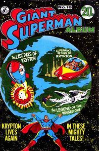 Cover for Giant Superman Album (K. G. Murray, 1963 ? series) #18