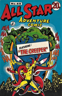 Cover Thumbnail for All Star Adventure Comic (K. G. Murray, 1959 series) #65