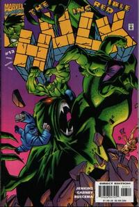 Cover Thumbnail for Incredible Hulk (Marvel, 2000 series) #13