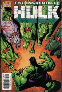 Cover Thumbnail for Incredible Hulk (Marvel, 2000 series) #14