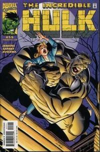 Cover Thumbnail for Incredible Hulk (Marvel, 2000 series) #15