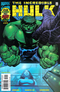 Cover Thumbnail for Incredible Hulk (Marvel, 2000 series) #24
