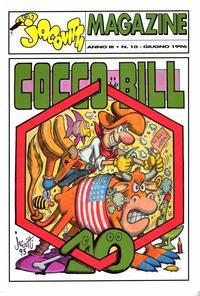 Cover Thumbnail for Jacovitti Magazine (Jacovitti Club, 1994 series) #10
