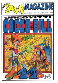 Cover Thumbnail for Jacovitti Magazine (Jacovitti Club, 1994 series) #11