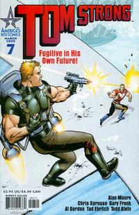 Cover Thumbnail for Tom Strong (DC, 1999 series) #7