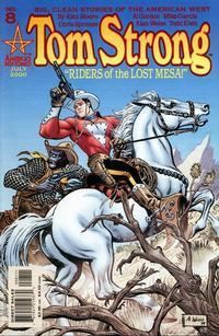 Cover Thumbnail for Tom Strong (DC, 1999 series) #8