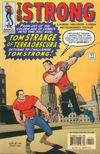Cover Thumbnail for Tom Strong (DC, 1999 series) #11