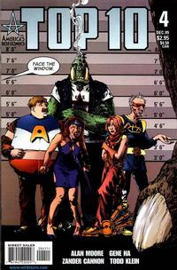 Cover Thumbnail for Top 10 (DC, 1999 series) #4