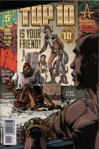 Cover Thumbnail for Top 10 (DC, 1999 series) #5
