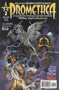 Cover Thumbnail for Promethea (DC, 1999 series) #2