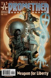 Cover Thumbnail for Promethea (DC, 1999 series) #5