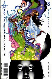 Cover Thumbnail for Promethea (DC, 1999 series) #8