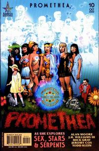 Cover Thumbnail for Promethea (DC, 1999 series) #10