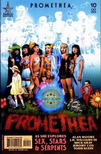 Cover Thumbnail for Promethea (DC, 1999 series) #10