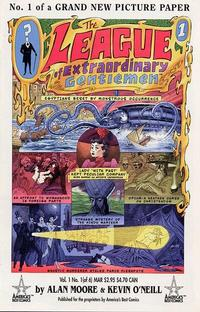 Cover Thumbnail for The League of Extraordinary Gentlemen (DC, 1999 series) #1