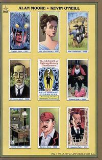 Cover Thumbnail for The League of Extraordinary Gentlemen (DC, 1999 series) #2