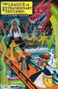 Cover Thumbnail for The League of Extraordinary Gentlemen (DC, 1999 series) #3