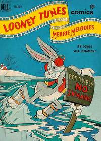 Cover Thumbnail for Looney Tunes and Merrie Melodies Comics (Dell, 1941 series) #101