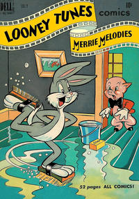 Cover Thumbnail for Looney Tunes and Merrie Melodies Comics (Dell, 1941 series) #105